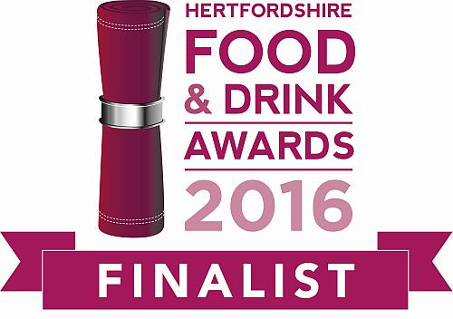 Hertfordshire Life Food Drink Finalist